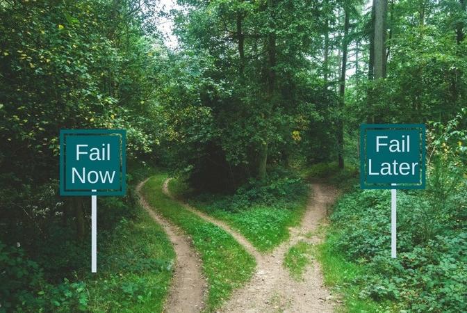 Fail Now